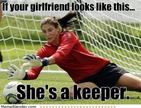 if-your-girlfriend-looks-like-this.jpg (550x423 pixels) | English 9 Humour Hilarious | Scoop.it