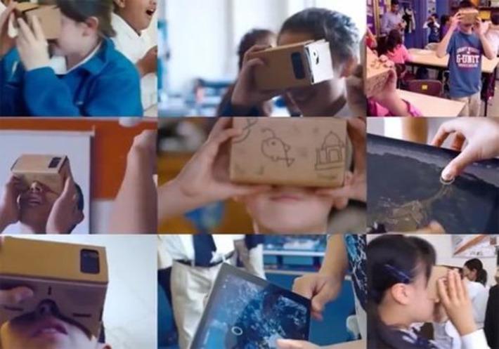 Google Expeditions : les plus beaux endroits du monde en réalité virtuelle | TIC et TICE mais... en français | Scoop.it