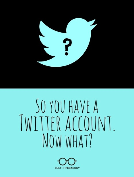 So you have a Twitter account. Now what? | Into the Driver's Seat | Scoop.it