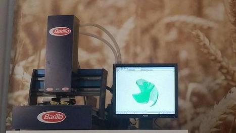 Une imprimante 3D pour fabriquer des pâtes Barilla chez soi | @limnov | Scoop.it