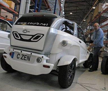 Rhône : le constructeur Courb mise sur le crowdfunding pour accélérer le développement de ses voitures électriques | Le flux d'Infogreen.lu | Scoop.it