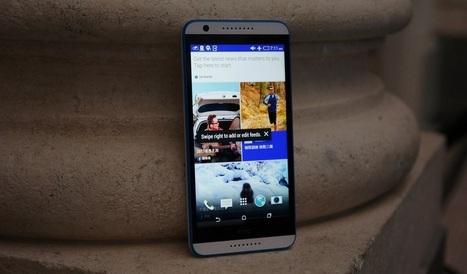 IFA 2014: كل ما تود معرفته عن هاتف إتش تي سي ديزاير 820   4tecme   Scoop.it