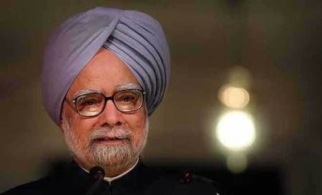 Manmohan Singh: Economic growth set to improve, GDP to rise at 8-9% - Indian Express | unit 2 12.3B India | Scoop.it