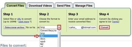 Convertir de PDF a Word en línea   Herramientas para los no-gráficos   Scoop.it