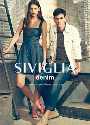 Siviglia Denim Spring Summer 2012 Ad Campaign | Le Marche & Fashion | Scoop.it