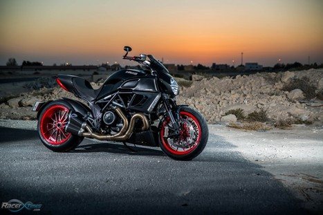 RacerTimes Exclusive: Ducati Diavel | Ductalk Ducati News | Scoop.it