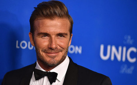 David Beckham surprises paramedic and patient in London with warm gesture | Living-in-London Today | Scoop.it