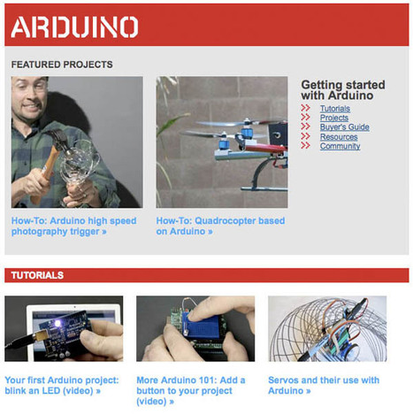 Upcoming Arduino Content On Make | Arduino | Scoop.it
