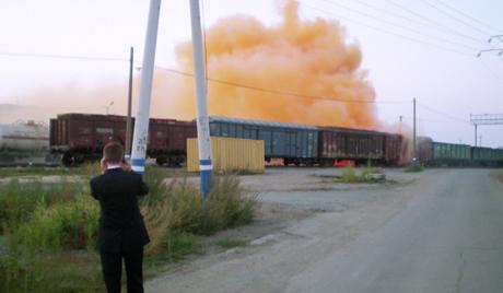 Fumée toxique dans l'Oural: les 6.000 réservoirs de brome étaient endommagés (enquête) | Toxique, soyons vigilant ! | Scoop.it