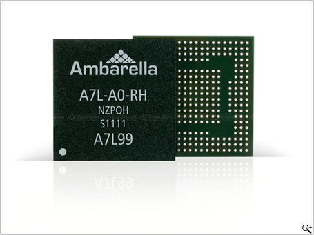 Ambarella launches A7L low-power, 1080p-capable stills/HD processor: Digital Photography Review | Photography Gear News | Scoop.it