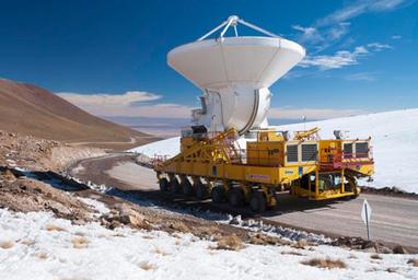 Le radiotélescope Alma ouvre les yeux sur les Antennes | The Blog's Revue by OlivierSC | Scoop.it