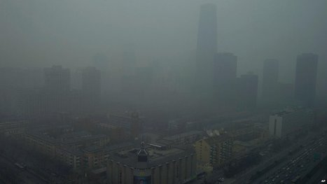 In pictures: Beijing pollution | Sustain Our Earth | Scoop.it
