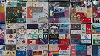 AIDS Quilt Goes Digital: See The Full Quilt Online | Gay News | Scoop.it