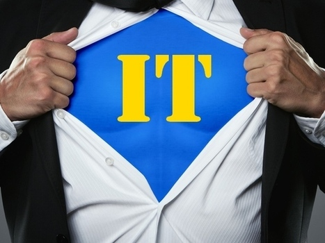 BYOD: Can it make the IT department a hero again? | ZDNet | Designing design thinking driven operations | Scoop.it