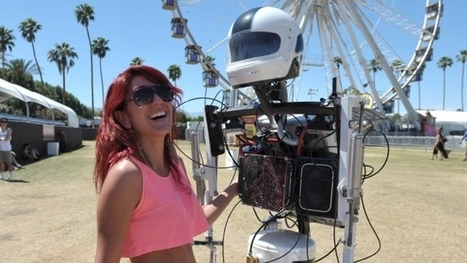 Humans often feel empathy for robots, study finds   Science Facts   Scoop.it