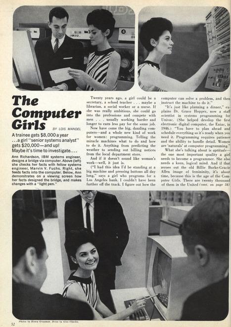 Girls Go Geek… Again! - Fog Creek Blog | DigitalDirections | Scoop.it