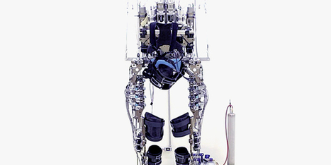 Is This Mind-Controlled Exoskeleton Science or Spectacle? | Science | WIRED | Futurewaves | Scoop.it