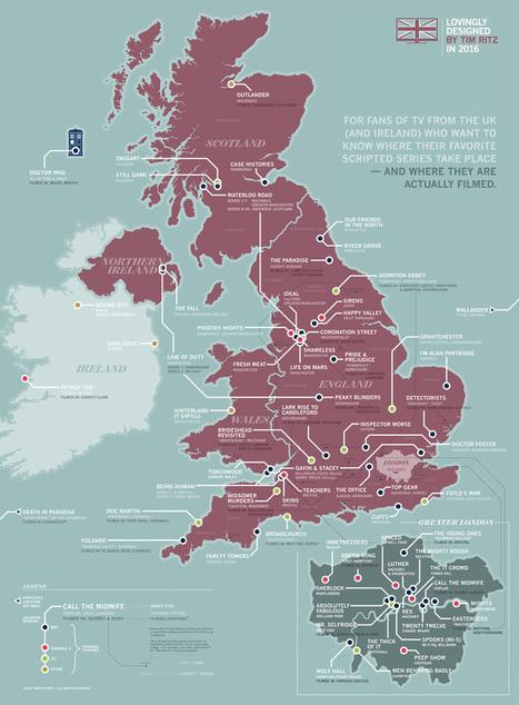 Explore The Map | IELTS, ESP, EAP and CALL | Scoop.it