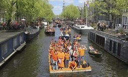 Ale of an idea: Amsterdam unveils King's Day urine plan | 3C project for circular economy | Scoop.it