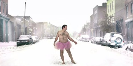 The Incredible Reason Why This Man Is Wearing A Pink Tutu | Inspiring & Encouraging | Scoop.it