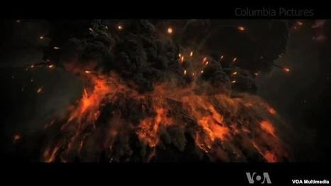 Hollywood Movie Depicts Pompeii Destruction in 3D - Voice of America | World Civilizations | Scoop.it
