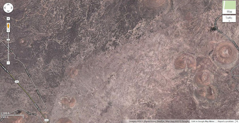A Martian Adventure: Images of potential HISEAS habitat location | Astrobiology | Scoop.it