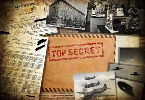 El FBI revela DOCUMENTOS sobre la PRESENCIA de EXTRATERRESTRES | La R-Evolución de ARMAK | Scoop.it