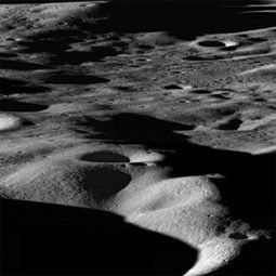 Researchers Explain Metamorphosis of Moon's Water Ice | Geology | Scoop.it