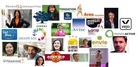 Ticket for Change - Construit la société de demain | InEmploi | Scoop.it