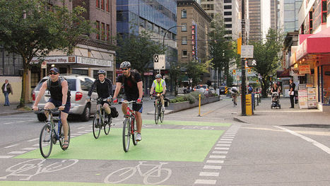 New York City's Protected Bike Lanes Have Actually Sped Up Its Car Traffic | nature tech | Scoop.it