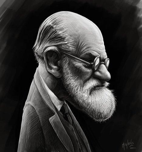10 curiosidades sobre la vida de Sigmund Freud (y un gran documental) - Cultura Inquieta   Help and Support everybody around the world   Scoop.it