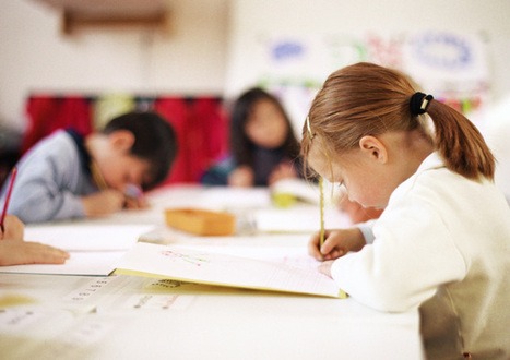 Cuatro áreas a tener en cuenta para saber si tu hijo es superdotado | PEDAC | Scoop.it