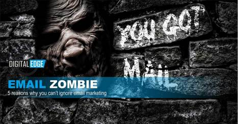 5 reasons why email marketing is very much alive | Digital Marketing & Web Design | Scoop.it