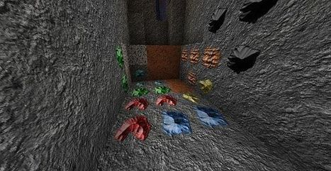 Cal's Strange Realistic Texture Pack 1.6.2 | Minecraft 1.6.2 Texture Packs | Scoop.it