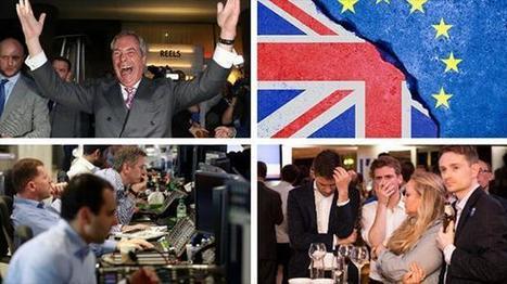 EU referendum: Boris Johnson and Michael Gove prepare 'dream team' to lead a Brexit government | Global politics | Scoop.it