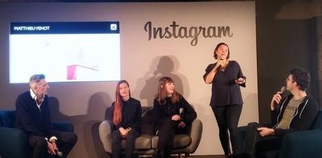 Lancement d'@InstagramFR pour rassembler les francophones sur Instagram | Presse-Citron | Social media, curation & webmarketing | Scoop.it