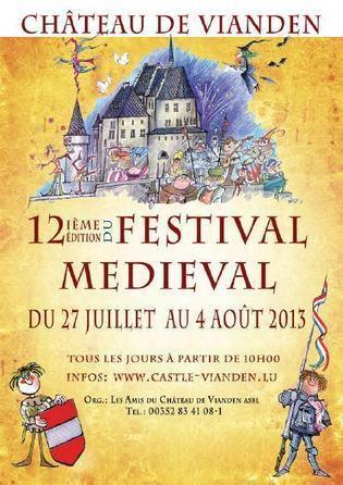Festival Médiéval 2013 | Festivals Celtiques et fêtes médiévales | Scoop.it