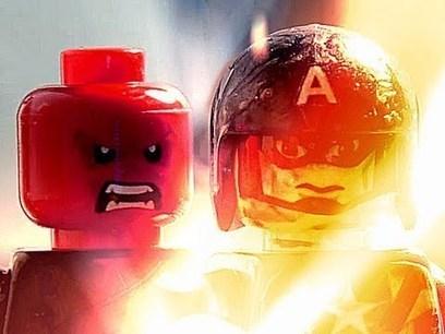 Lego Captain America 2   network marketing   Scoop.it