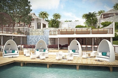 The New wave of Caribbean resorts | I Love Traveling | Scoop.it