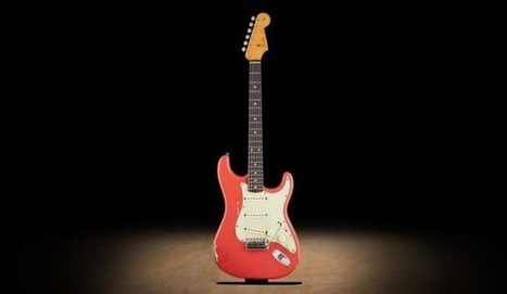Limited Edition Gary Moore Stratocaster | My Guitar Lessons | Stratocaster | Scoop.it
