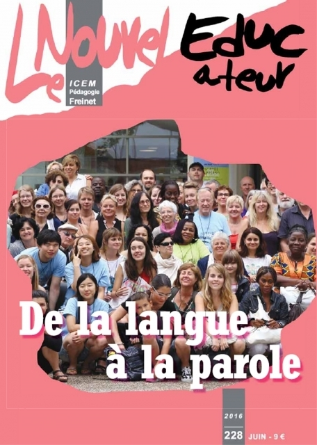 Le nouvel éducateur - n°228 - juin 228 | Les dernières revues reçues à la Bibliothèque ESPE Montauban | Scoop.it