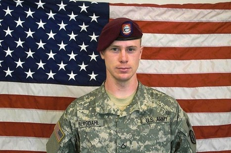 Bowe Bergdahl, once-missing U.S. soldier, charged with desertion | Criminal Justice in America | Scoop.it