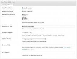 WordPress SEO Plugin • Search Engine Optimization Plugin • Yoast | Website Design | Scoop.it