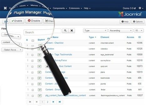 What Joomla! Content Plugins are for? | JoomPlace Blog | Scoop.it