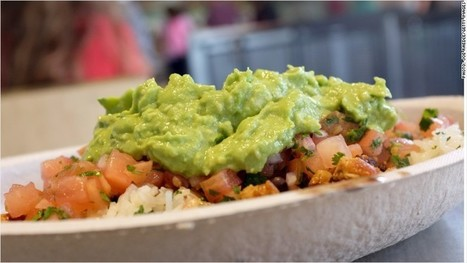 Chipotle is now GMO-free | Sustain Our Earth | Scoop.it