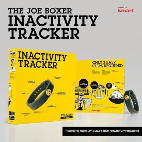 Inactivity Tracker: a tracker that will reward you for doing absolutely nothing. | Co-creation in health | Scoop.it