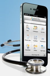 Doximity: a mobile app changing the way physicians communicate | oncoTools | Scoop.it