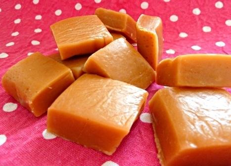 Caramels mous au beurre salé – top miam slurp! – Rappelle toi des ... | Food & More | Scoop.it