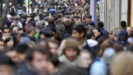 UK population 'to top 70 million in 12 years' - BBC News | iGCSE | Scoop.it