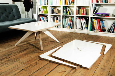 Table Vic by Elemento Diseño | ChaZING Smart Shops - Shopping.chazing.com | Scoop.it